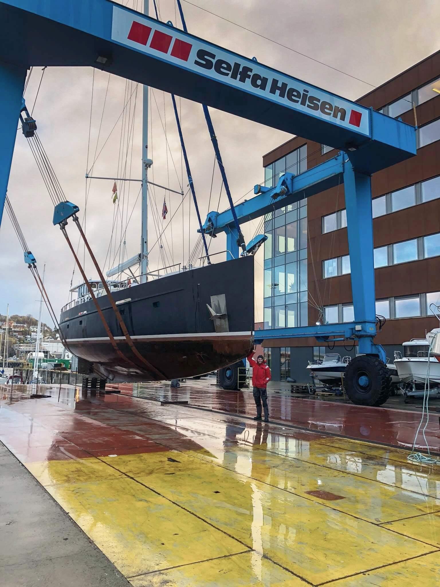 yacht engineering
